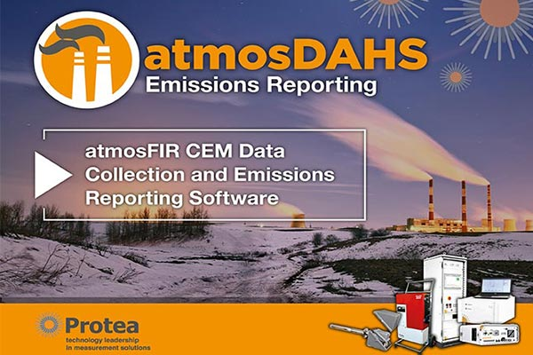 July 2020 - atmosDAHS - CEM Emissions Reporting Software – MCERTS Approved